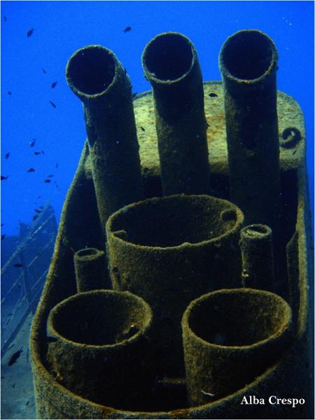 Inmersión en Um-El-Faroud