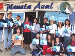 Cursos Buceo Planeta Azul