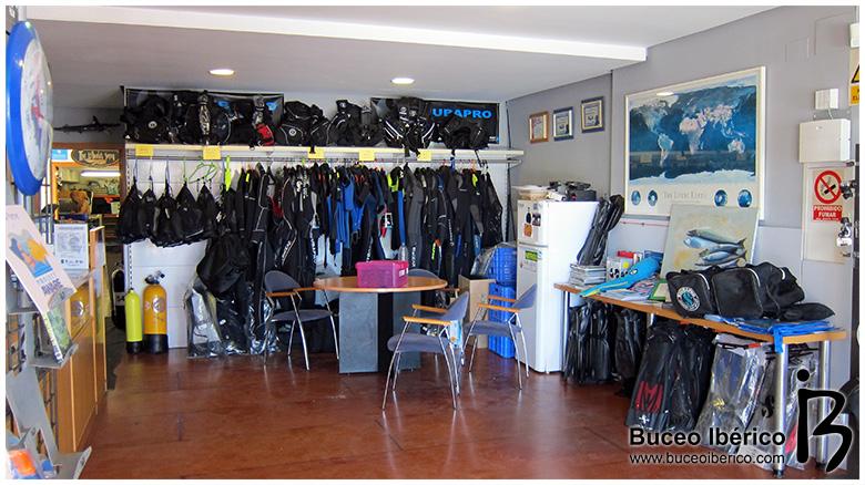 Staff Buceo Planeta Azul
