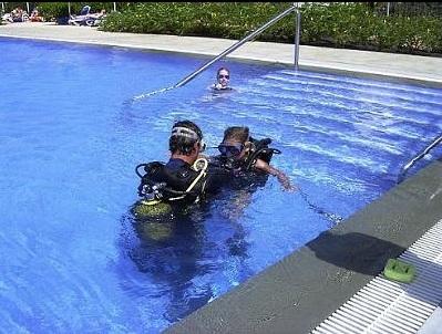 Cursos Squalo Diving Center