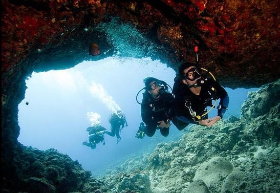 Inmersiones con CID Lanzarote