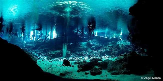 Cenotes con Pepe Dive Center
