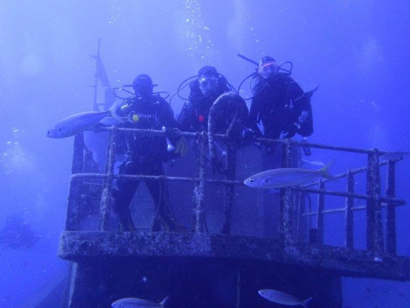 Inmersiones con Bubbles Sea