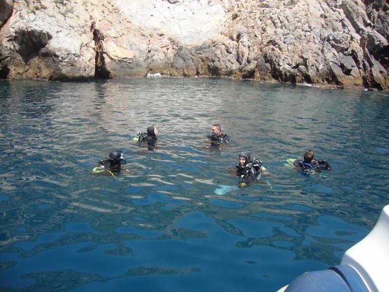 Cuevas con Bubbles Sea