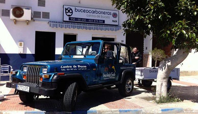 Buceo Carboneras
