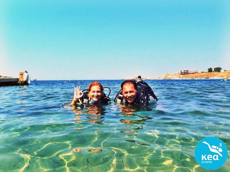 Kea Divers