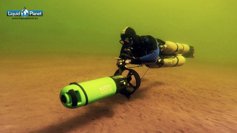 Liquid Planet Sidemount