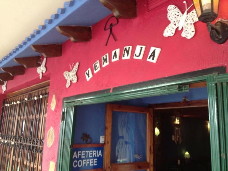 Café Bar Yemanjá Cabo de Palos