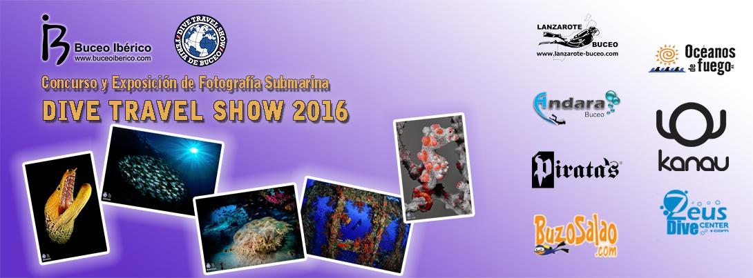 Concurso de Fotografía Submarina Dive Travel Show 2016