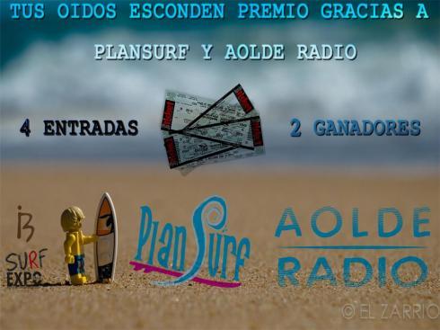 AOLDE Radio y PlanSurf te invitan a la Surf Expo 2015
