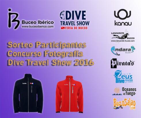 Sorteo Participantes Concurso Fotosub Dive Travel Show 2016