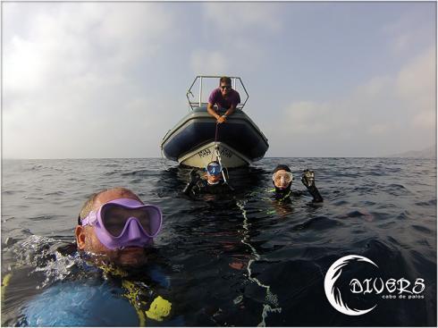 Sorteo de 10 inmersiones de buceo en Divers Cabo de Palos - DTS 2017