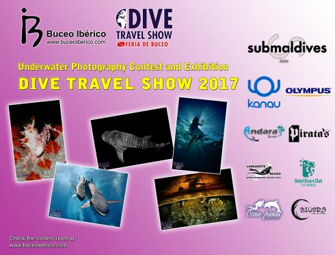Underwater Photo Contest Dive Travel Show 2017