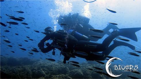 Sorteo de 10 inmersiones de buceo en Divers Cabo de Palos - 1 & 1/2 Aniversario