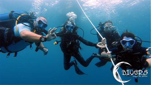 Sorteo de 10 inmersiones en Divers Cabo de Palos - Empieza el 2020 buceando