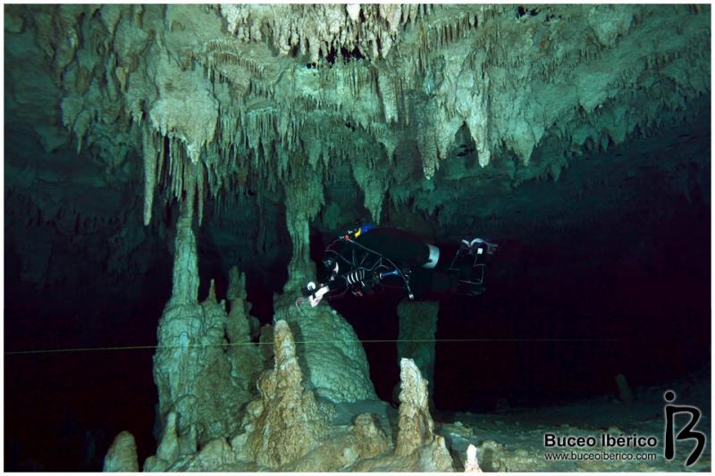 Cuevas - La línea
