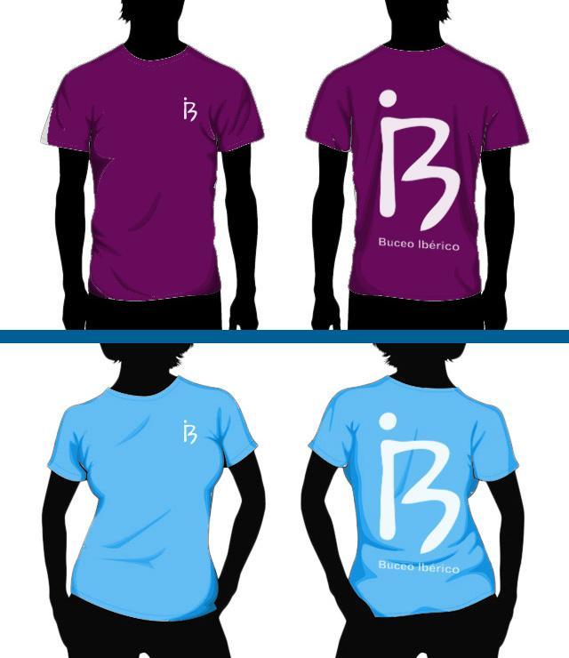 Camisetas Buceo Ibérico