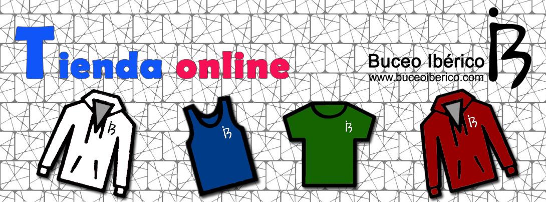 Tienda online Buceo Ibérico