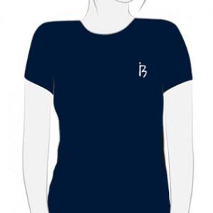 Camiseta Tornado de Tiburones Chica - vista delantera
