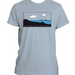 Camiseta Islas Hormigas - vista delantera