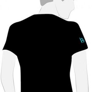 Camiseta Tiburones Tribales Chico - vista trasera