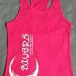 Camiseta Divers Chica Tirantes