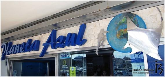 Centro de Buceo Planeta Azul