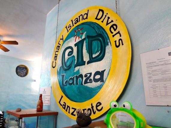 CID Lanzarote Front
