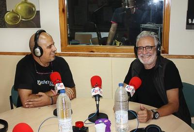 Antonio Marcos y Rol Freeman