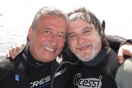 Joan Font y Daniel Fresquet