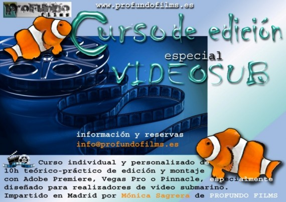 curso-edicion-videosub-profundo-films-cartel