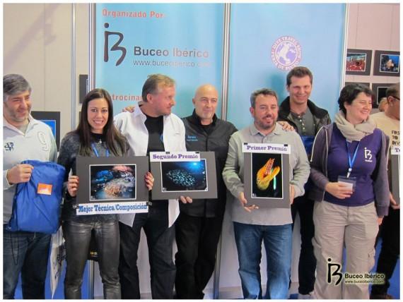 Buceo Ibérico en la Feria de Buceo Dive Travel Show