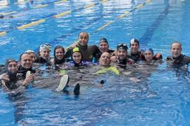 Freediving con Miguel Lozano y Marépolis