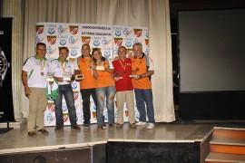 Campeones CEVISUB 2015