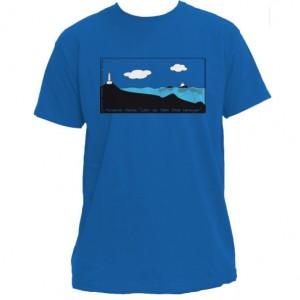 Camisetas Islas Hormigas - vista delantera