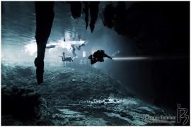 Penetración en cueva