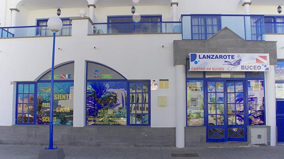 Portada Lanzarote Buceo