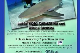 Curso de Vídeo Submarino con Profundo Films y Molasub