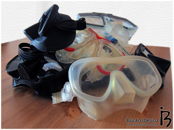 Máscara de buceo, como elegir la que me queda bien