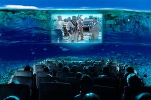 ¡Palomitas y Nitrógeno! es la nueva sección de cine de buceo que presentará cada mes Fernando Castellano.