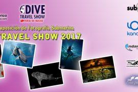 Concurso y Exposición de Fotografía Submarina Dive Travel Show 2017