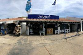 Binibeca-front